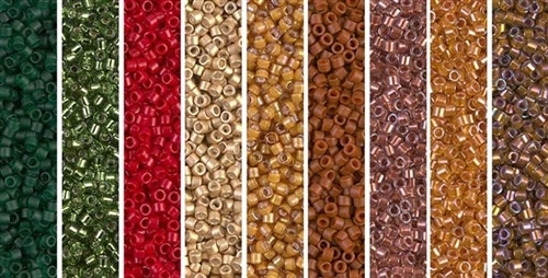 Beechnut Monday - Exclusive Mix of Miyuki Delica Seed Beads