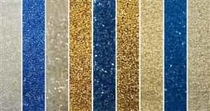 Blue Lapis Monday - Exclusive Mix of Miyuki Delica Seed Beads