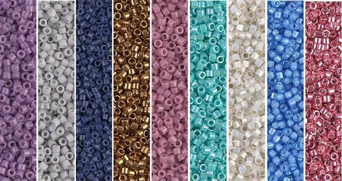 Bon Bon Monday - Exclusive Mix of Miyuki Delica Seed Beads