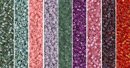 Cali Monday - Exclusive Mix of Miyuki Delica Seed Beads