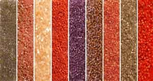 Flame Monday - Exclusive Mix of Miyuki Delica Seed Beads