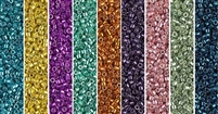 Galvanized Monday - Exclusive Mix of Miyuki Delica Seed Beads