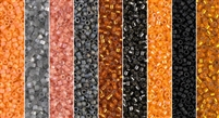 Haunted Monday - Exclusive Mix of Miyuki Delica Seed Beads