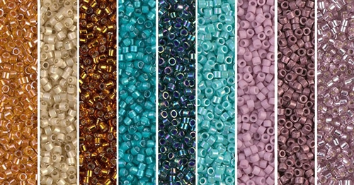 L'Amour Monday - Exclusive Mix of Miyuki Delica Seed Beads