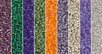 Maharani Monday - Exclusive Mix of Miyuki Delica Seed Beads