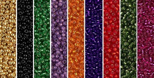 Marea Monday Rounder - Exclusive Mix of Miyuki Rocaille Seed Beads