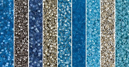 Marina Monday - Exclusive Mix of Miyuki Delica Seed Beads
