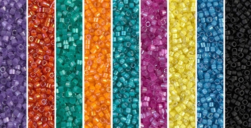 Monday, Monday - Exclusive Mix of Miyuki Delica Seed Beads