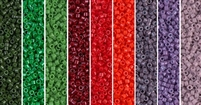 Opaque Monday - Exclusive Mix of Miyuki Delica Seed Beads