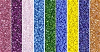 Summer Garden Monday - Exclusive Mix of Miyuki Delica Seed Beads