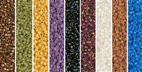 Sweet Alyssum Monday - Exclusive Mix of Miyuki Delica Seed Beads