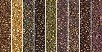 Tarnished Berry Monday - Exclusive Mix of Miyuki Delica Seed Beads