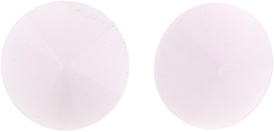 Matubo 12mm Rovoli - RV012LTPKAL Light Pink Alabaster  - 1 Rivoli