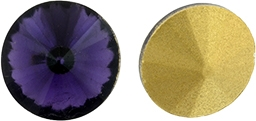 Matubo 14mm Rovoli - RV014TAN Tanzanite - 1 Rivoli