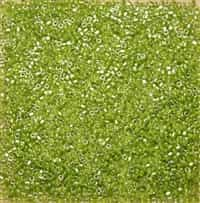 Miyuki Square 1.8MM Beads SBS0245 ICL Clear Lime Green