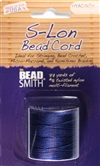 S-Lon Bead Cord - 77 Yard Spool - Hyacinth
