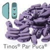 Tinos par Puca : TNS410-23980-79021 - Metallic Matte Purple - 25 Beads