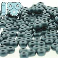 TRT-25033 - Trinity Beads 6x6mm - Pastel Petrol - 25 Count