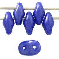 SuperDuo 2/5mm : 8 Grams - TSD-L33050 - Opaque Blue - Luster