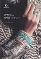 Twin Bead Free Patterns - Tweed Bracelet