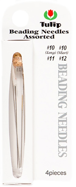Tulip Assorted Beading Needles - 4 Pieces