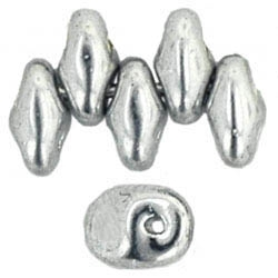 UN0500030-27000 - SuperUuo 2.5X5mm Full Labrador - 25 Beads