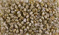 SUPERDUO BEADS 2.5x5mm 8 Grams BUTTER PECAN