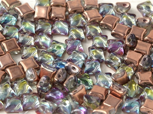 WibeDuo-00030-51002 - WibeDuo® 8x8 Beads - Backlit Fairy Dust - 25 Count