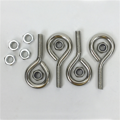 Eye Bolt Set (SET OF 4)