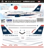 1:144 US Airways Airbus A.319