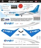 1:144 Canjet Boeing 737-800