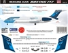 1:144 Click Mexicana Boeing 717-200 *Sold Out*