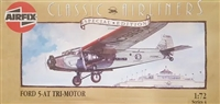 1:72 Ford 5-AT TriMotor, American Airlines