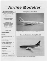 Airline Modeller Vol 1 No.2, Issue 2