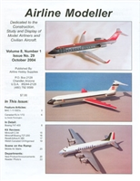 Airline Modeller Set (all 29 Issues)