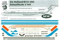 1:144 Air Holland Boeing 727-200