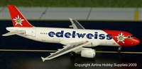1:400 Airbus A.320, Edelweiss