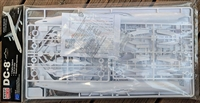 "1:144 McDD DC-8-63/71/73 ""Bagged Kit"" + Avigraphics 1/144 DC-8 Detail Decal"