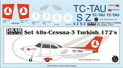 1:48 Turkish Airlines Cessna 172