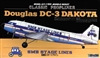 1:100 Douglas DC-3, SMB Stage Line *Sold Out*