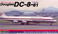 1:200 Douglas DC-8-61, Japan Air Lines