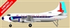 1:144 Martin 404, Eastern Airlines