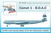 1:144 Dh.106 Comet 1/1A, BOAC / South African Airways