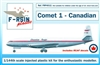 1:144 Dh.106 Comet 1/1A Canadian Pacific, RCAF