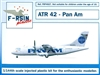 1:144 ATR 42, Pan Am Express