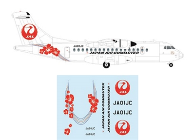 1:144 ATR 42, Japan Air Commuter