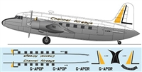 1:144 Vickers VC-1 Viking 1A, Channel Airways