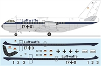 1:144 VFW-614, Luftwaffe