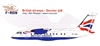 1:144 Dornier 328, British Airways
