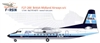 1:144 Fokker F.27 Friendship 200, British Midland
